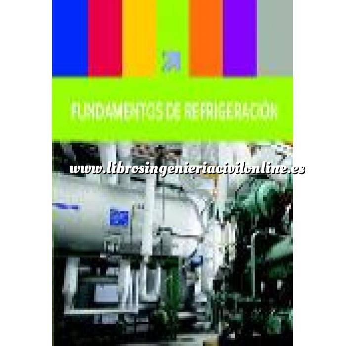 Imagen Climatización, calefacción, refrigeración y aire Fundamentos de refrigeración