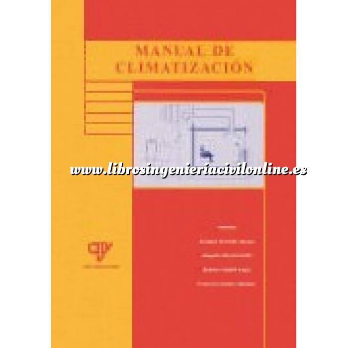 Imagen Climatización, calefacción, refrigeración y aire Manual de climatización