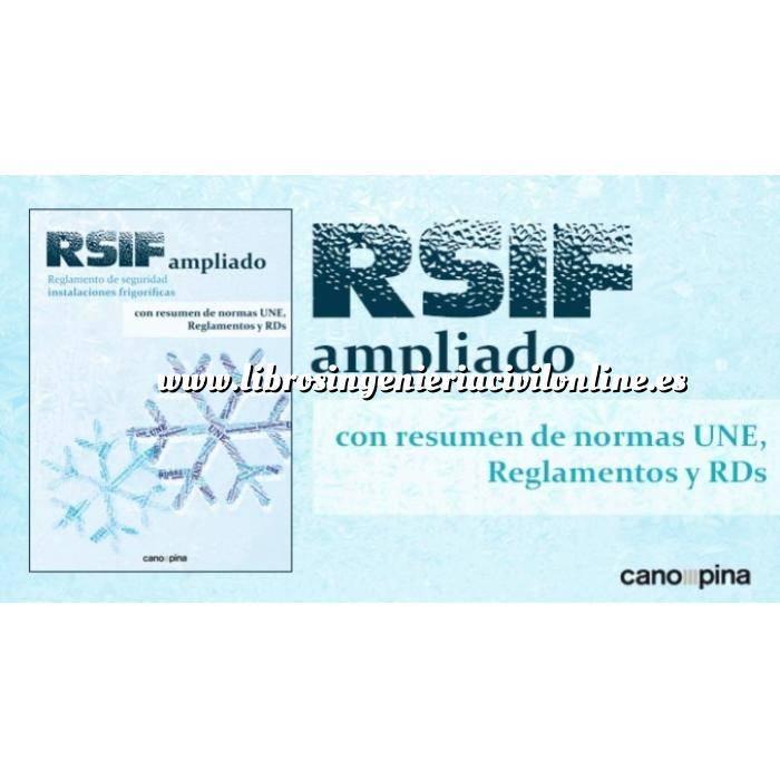 Imagen Climatización, calefacción, refrigeración y aire RSIF ampliado. Reglamento de seguridad en instalaciones frigorificas