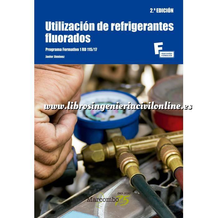Imagen Climatización, calefacción, refrigeración y aire Utilización de refrigerantes fluorados. Programa formativo 1 RD 115/17
