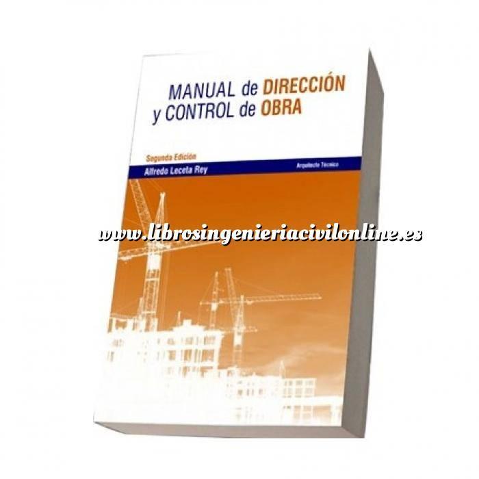 Imagen Control de calidad Manual de dirección y control de obra
