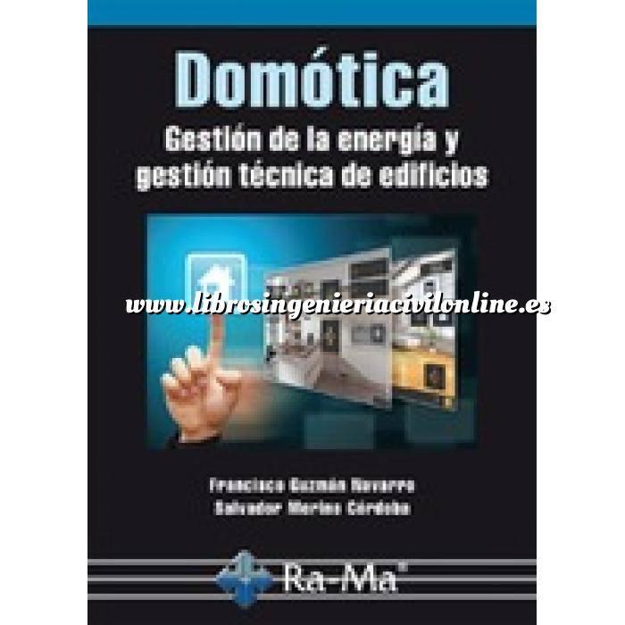 Imagen Domótica Domotica.Géstión de la energía y gestión tecnica de edificios