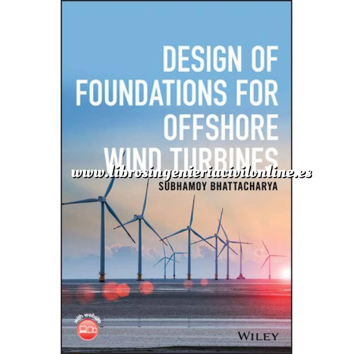 Imagen Energía eólica Design of Foundations for Offshore Wind Turbines