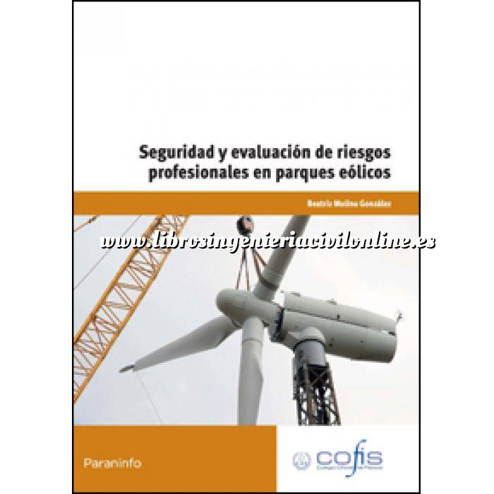 Imagen Energía eólica Seguridad y evaluación de riegos profesionales en parque eólicos