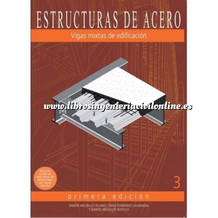 Imagen Estructuras de acero Estructuras de acero 03.Vigas mixtas de edificación