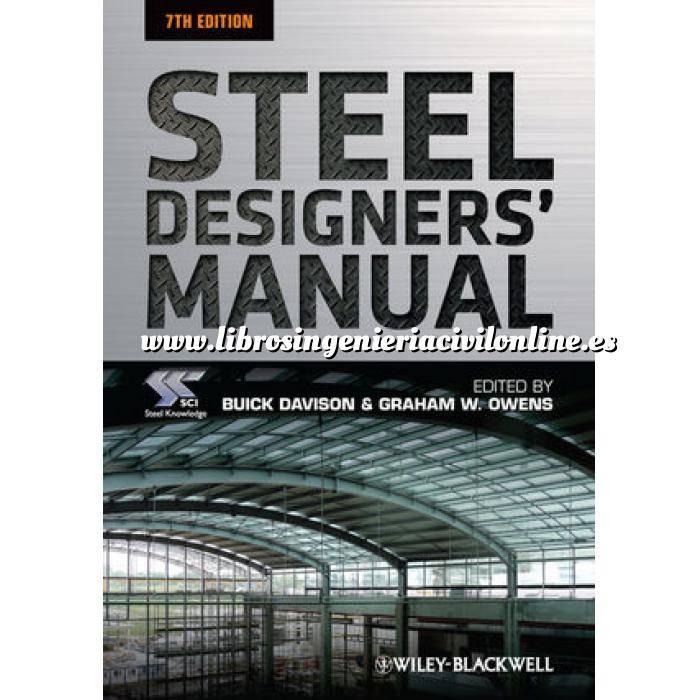 Imagen Estructuras de acero Steel Designers' Manual