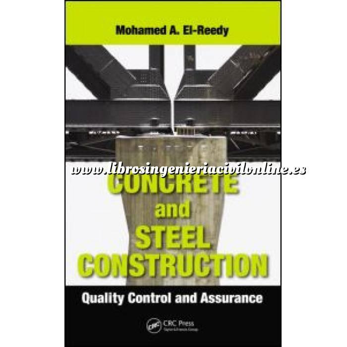 Imagen Estructuras de hormigón Concrete and Steel Construction.Quality Control and Assurance