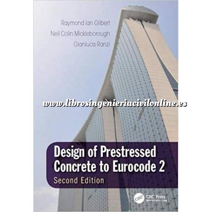 Imagen Estructuras de hormigón Design of Prestressed Concrete to Eurocode 2