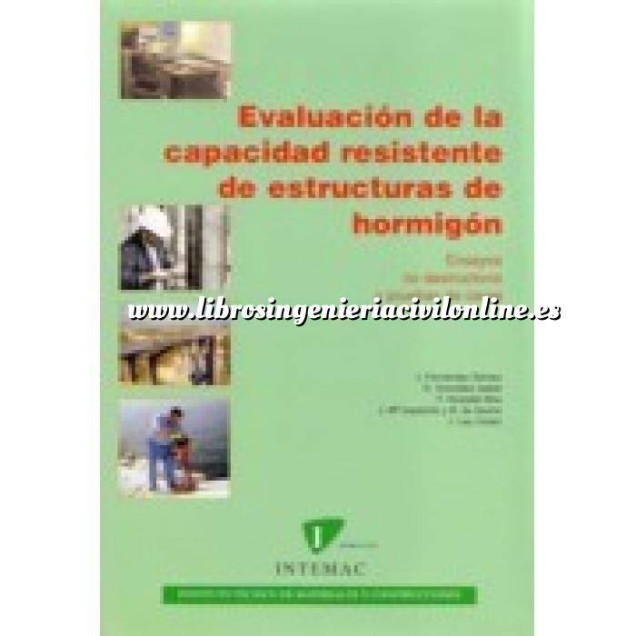 Imagen Estructuras de hormigón Evaluación de la capacidad resistente de estructuras de hormigón
