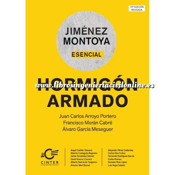 Imagen Estructuras de hormigón JIMÉNEZ MONTOYA ESENCIAL Hormigón armado