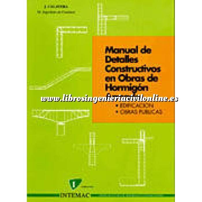 Imagen Estructuras de hormigón Manual de detalles constructivos en obras de hormigón armado
