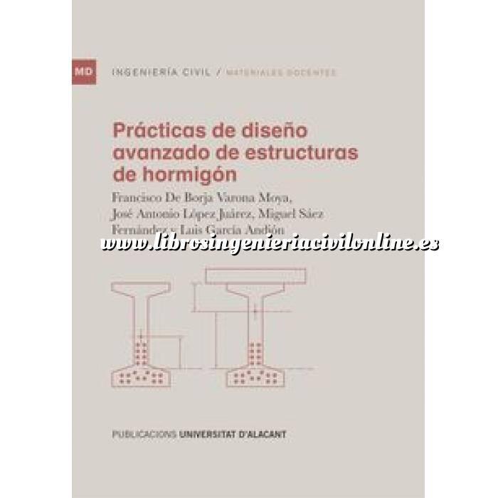 Imagen Estructuras de hormigón Prácticas de diseño avanzado de estructuras de hormigón