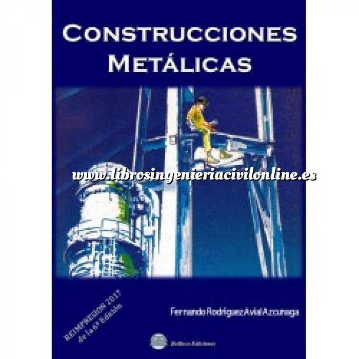 Imagen Estructuras metálicas Construcciones Metalicas