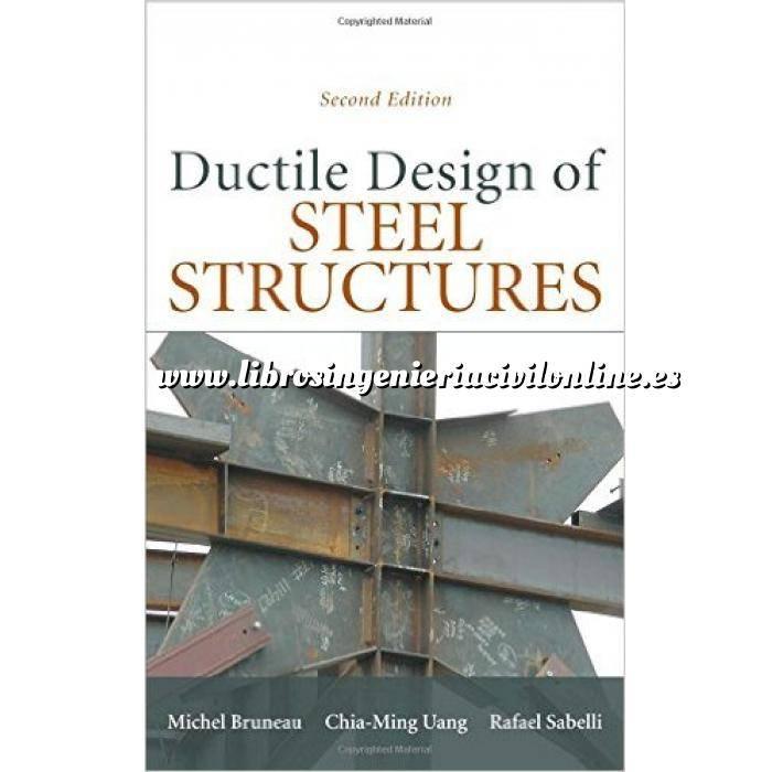 Imagen Estructuras metálicas Ductile design of steel structures