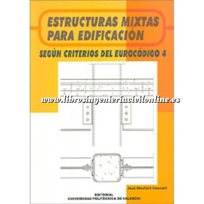 Imagen Estructuras mixtas Estructuras Mixtas para Edificación Según Criterios del Eurocódigo 4