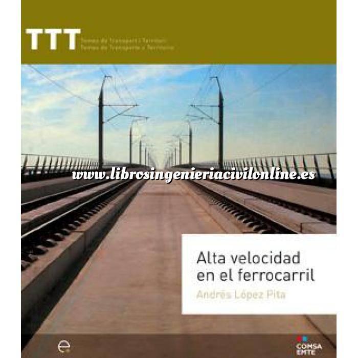Imagen Ferrocarriles Alta velocidad en el ferrocarril