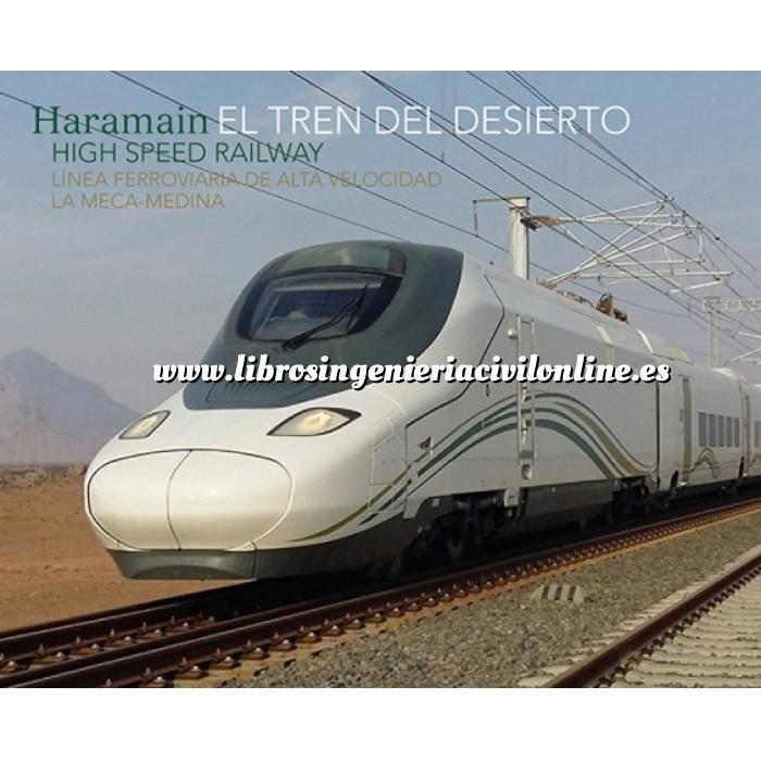Imagen Ferrocarriles El Tren del Desierto / Haramain High Speed Railway