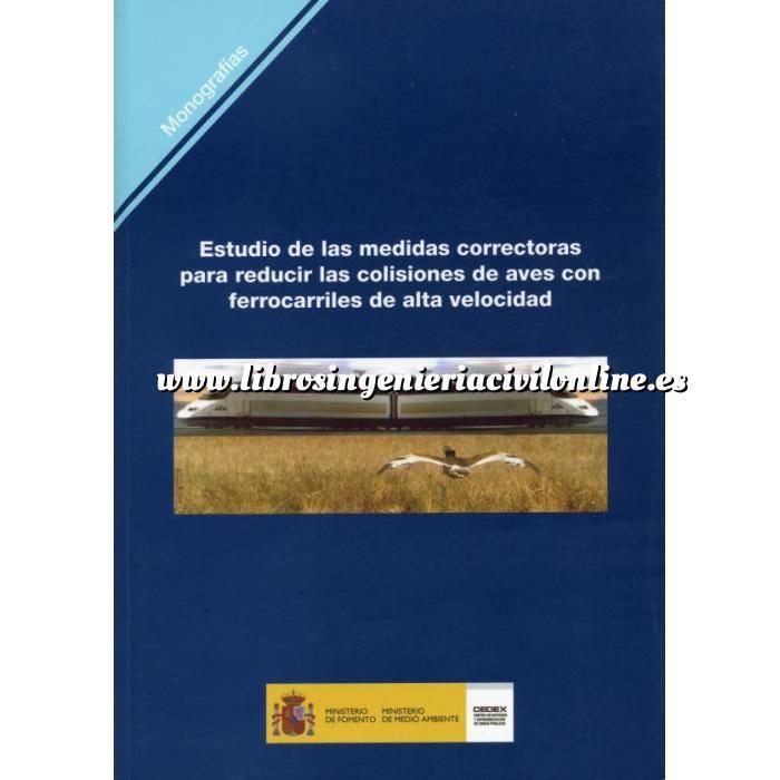 Imagen Ferrocarriles Estudio de las medidas correctores para reducir las colisiones de aves con ferrocarriles de alta velocidad