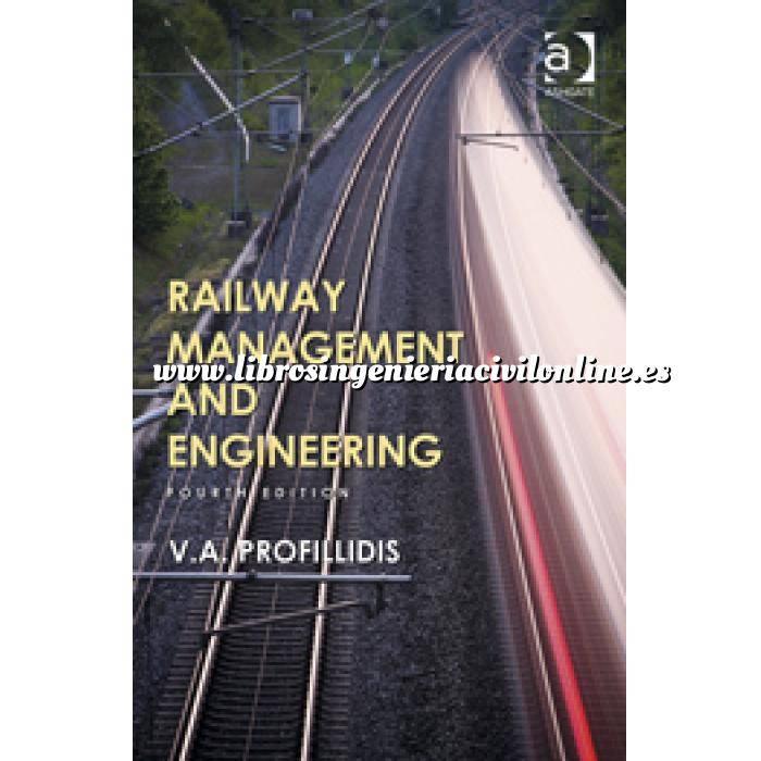 Imagen Ferrocarriles Railway Management and Engineering