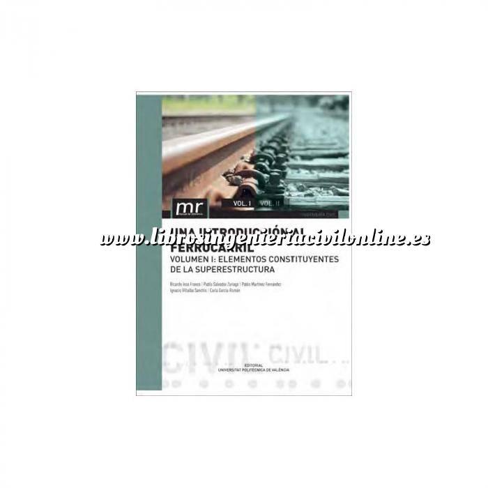 Imagen Ferrocarriles Una introducción al ferrocarril.Elementos constituyentes de la superestructura