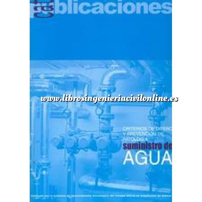 Imagen Fontanería y saneamiento Criterios de diseño y prevención de patologia. suministro de agua