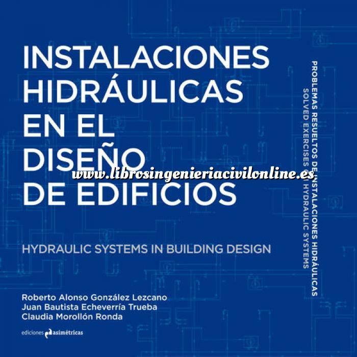 Imagen Fontanería y saneamiento Instalaciones hidráulicas en el diseño de edificios
