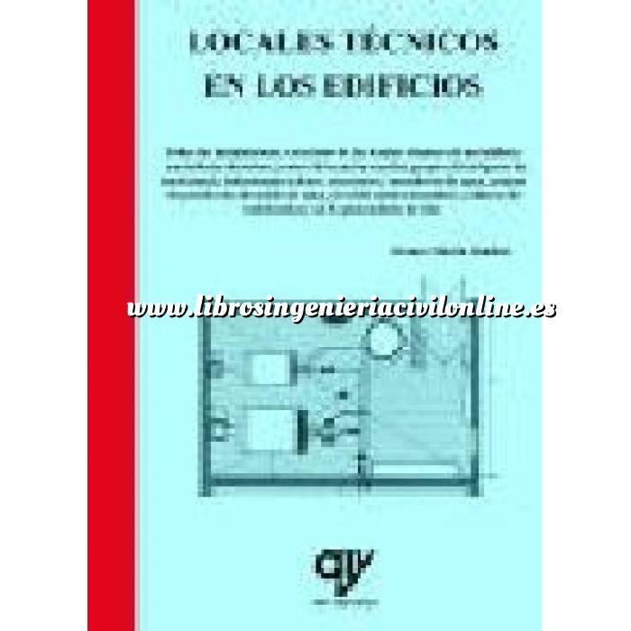 Imagen Fontanería y saneamiento Locales técnicos en los edificios
