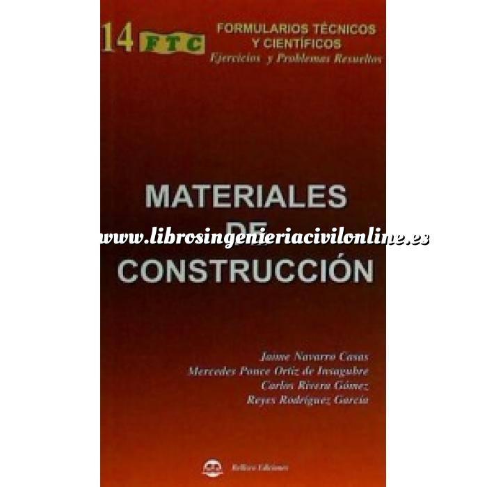 Imagen General Materiales de construcción