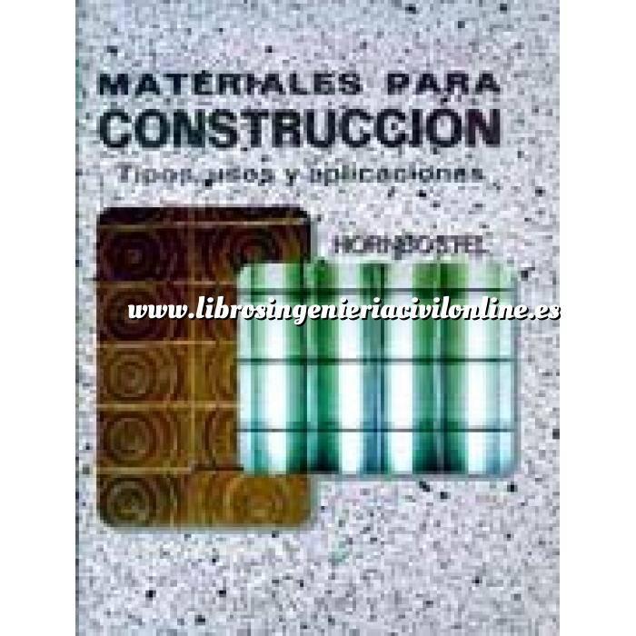 Imagen General Materiales para construcción