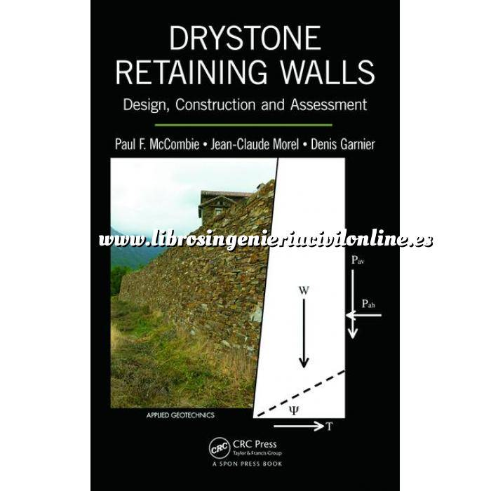 Imagen Geotecnia  Drystone Retaining Walls.Design, Construction and Assessment