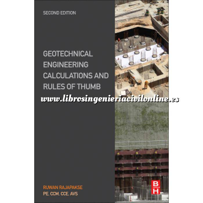 Imagen Geotecnia  Geotechnical Engineering Calculations and Rules of Thumb