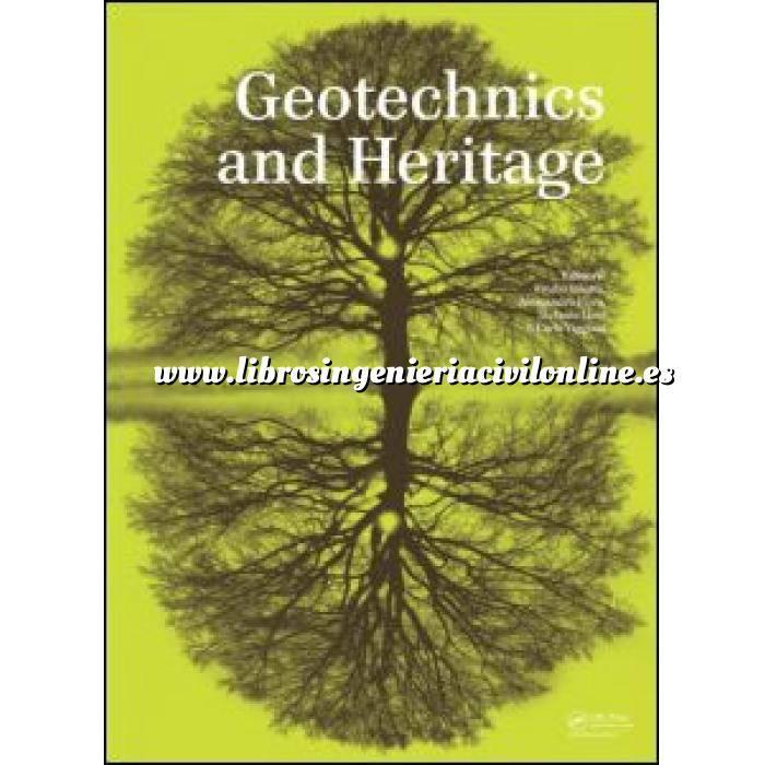 Imagen Geotecnia  Geotechnics and Heritage.Case Histories