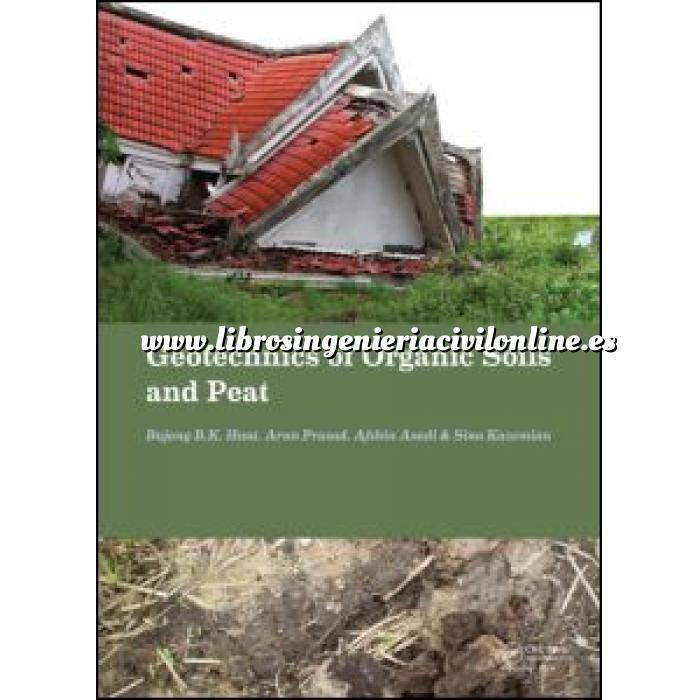 Imagen Geotecnia  Geotechnics of Organic Soils and Peat