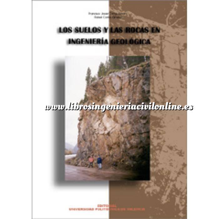 Imagen Geotecnia  Los suelos y las rocas en ingenieria geologica