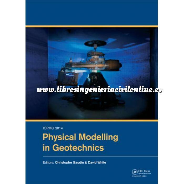 Imagen Geotecnia  Physical Modelling in Geotechnics. ICPMG.2014