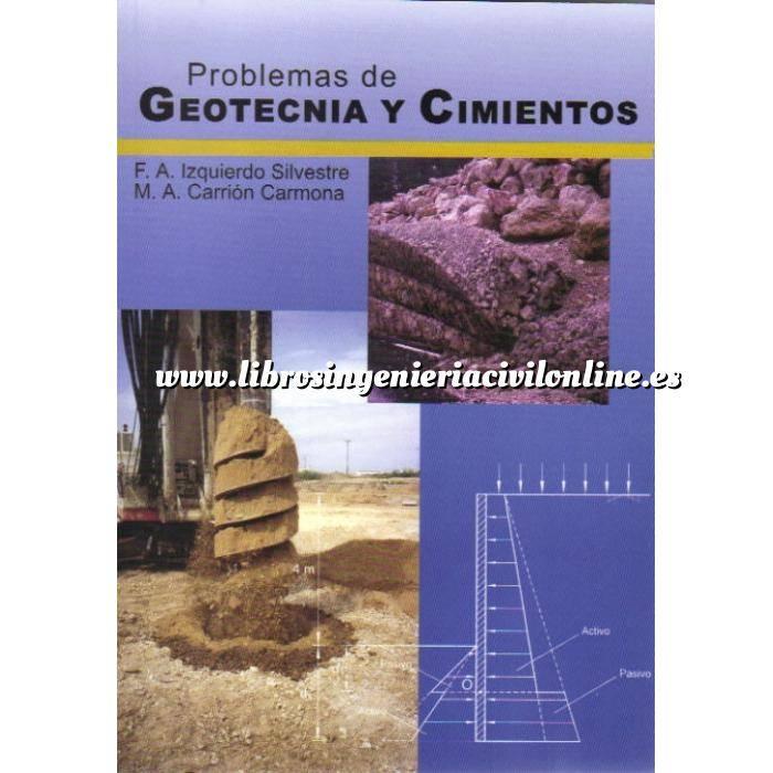 Imagen Geotecnia  Problemas de geotecnia y cimientos