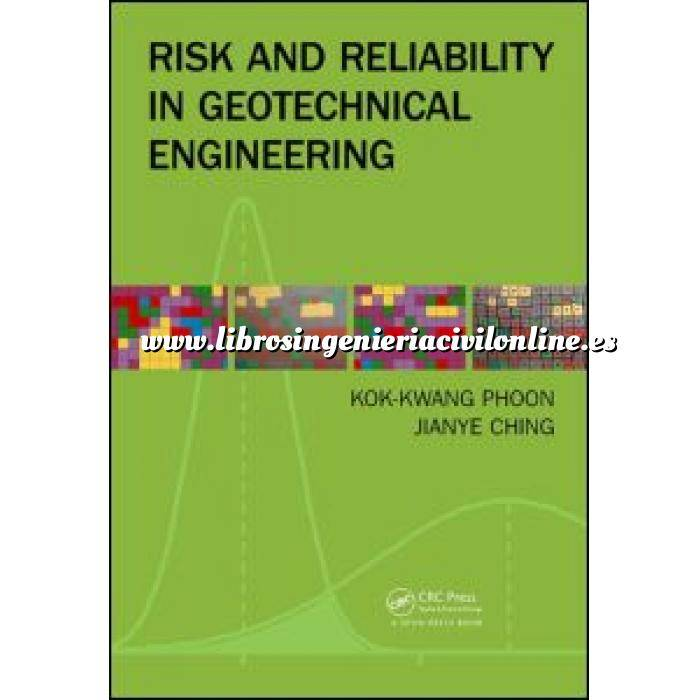 Imagen Geotecnia  Risk and Reliability in Geotechnical Engineering