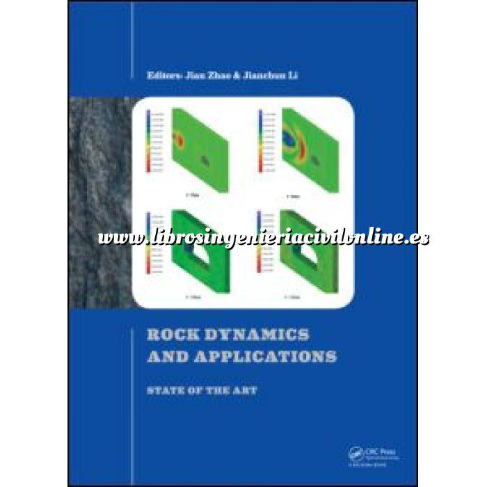 Imagen Geotecnia  Rock Dynamics and Applications - State of the Art