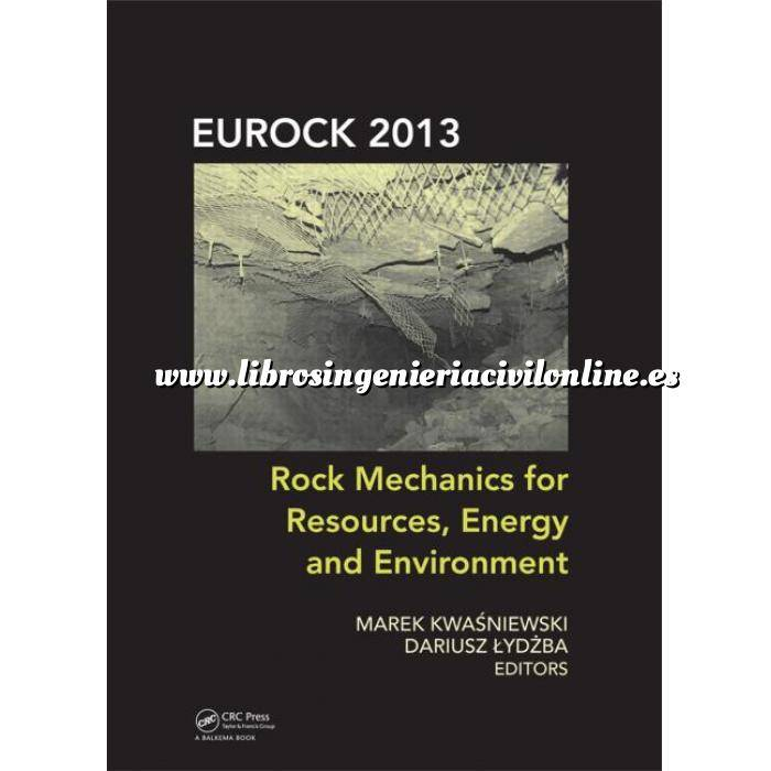 Imagen Geotecnia  Rock Mechanics for Resources, Energy and Environment