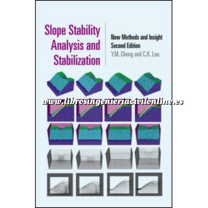 Imagen Geotecnia  Slope Stability Analysis and Stabilization.New Methods and Insight