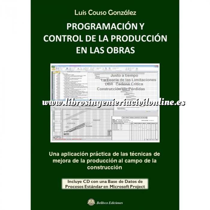 Imagen Gestion de proyectos Programación y control de la producción en las obras