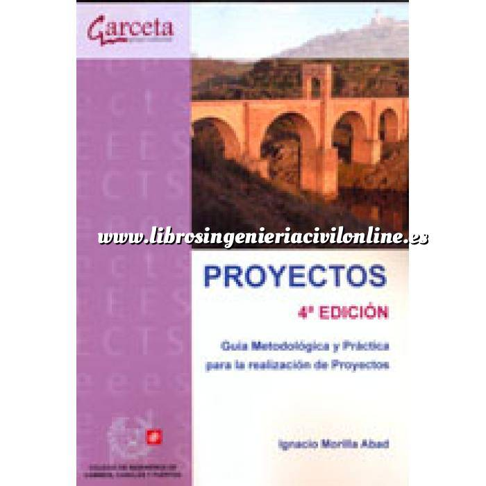 Imagen Gestion de proyectos Proyectos.Guía Metodológica y Práctica para la realización de Proyectos