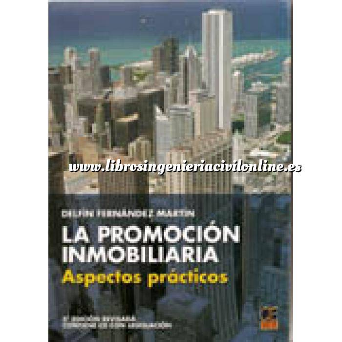 Imagen Gestión inmobiliaria La promoción inmobiliaria.Aspectos prácticos
