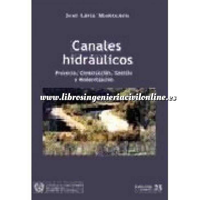 Imagen Hidráulica Canales hidráulicos