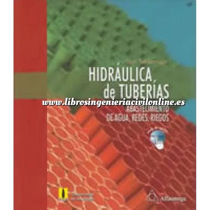 Imagen Hidráulica Hidráulica de tuberías abastecimiento de agua, redes, riegos
