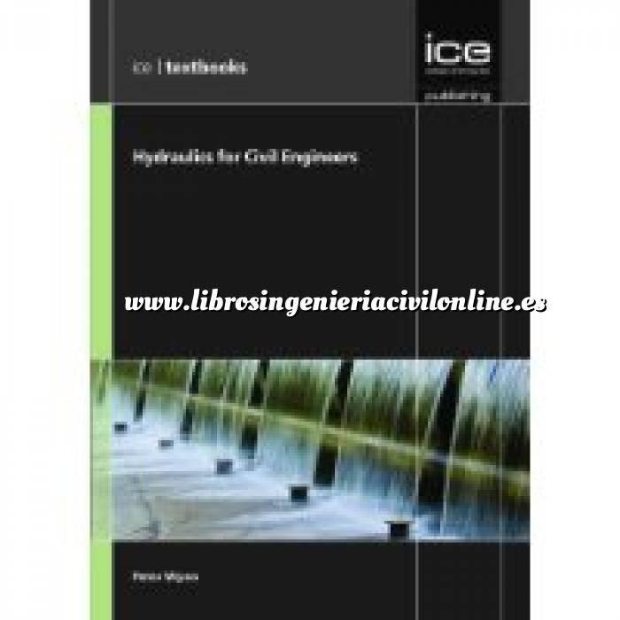 Imagen Hidráulica Hydraulics for civil engineers