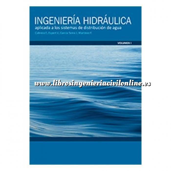 Imagen Hidráulica Ingeniería Hidráulica aplicada a los sistemas de distribución de agua