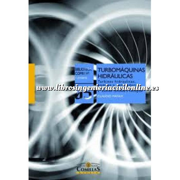 Imagen Hidráulica Turbomáquinas hidráulicas : turbinas hidráulicas, bombas, ventiladores