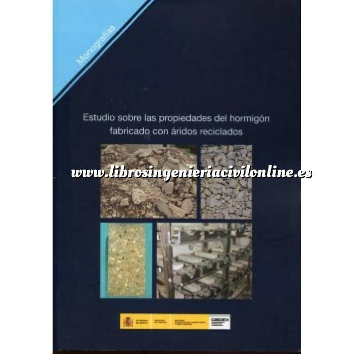 Imagen Hormigón armado Estudio sobre las propiedades del hormigón fabricado con áridos reciclados