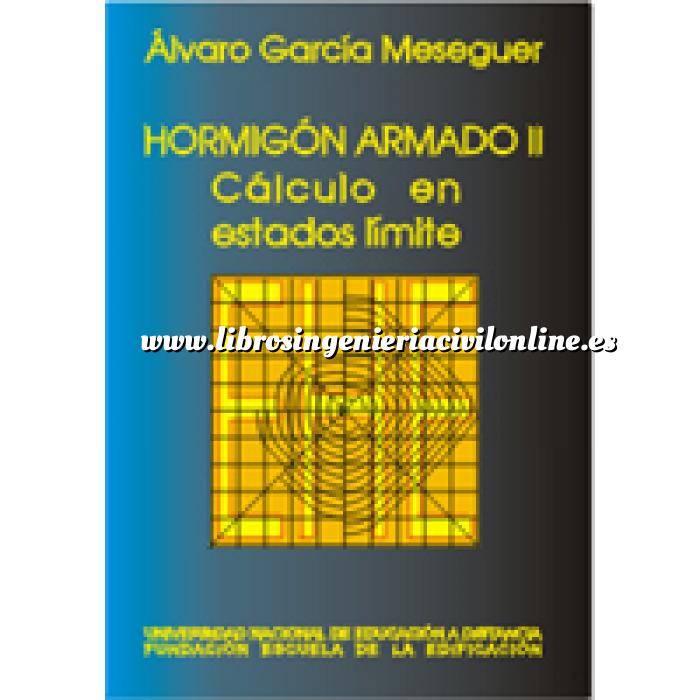 Imagen Hormigón armado Hormigón armado volumen 2  cálculo en estados limite